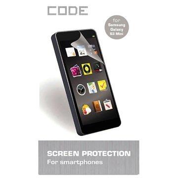 Pellicola Salvaschermo Code per Samsung Galaxy S3 mini I8190