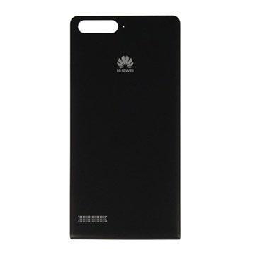 Copribatteria per Huawei Ascend G6 - Nero