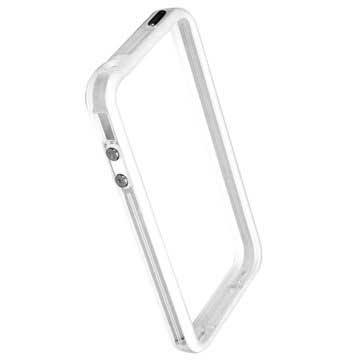 Bumper Paraurto Njord per iPhone 4 / 4S - Bianco