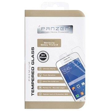 Salvaschermo in Vetro Temperato Panzer per Samsung Galaxy Trend 2 Duos S7572
