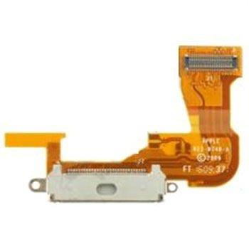 Connettore di Sistema e Cavo Flex iPhone 3GS - Bianco